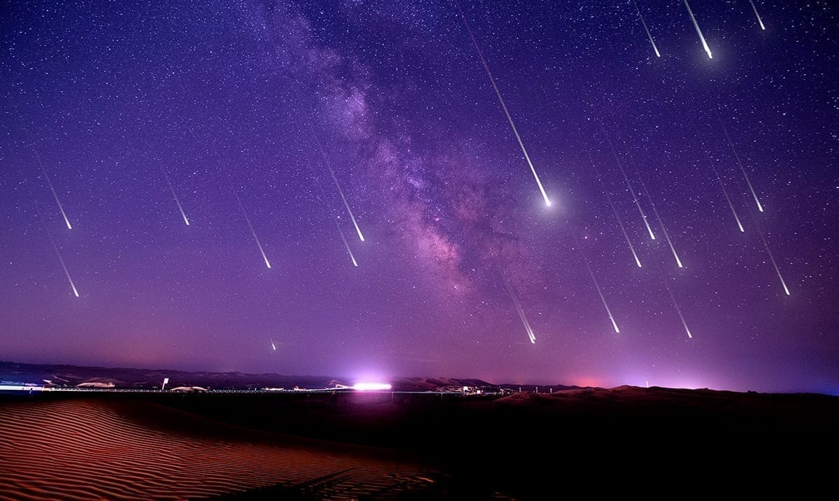 Perseid Meteor Shower Promises Magnificent Show For Stargazers