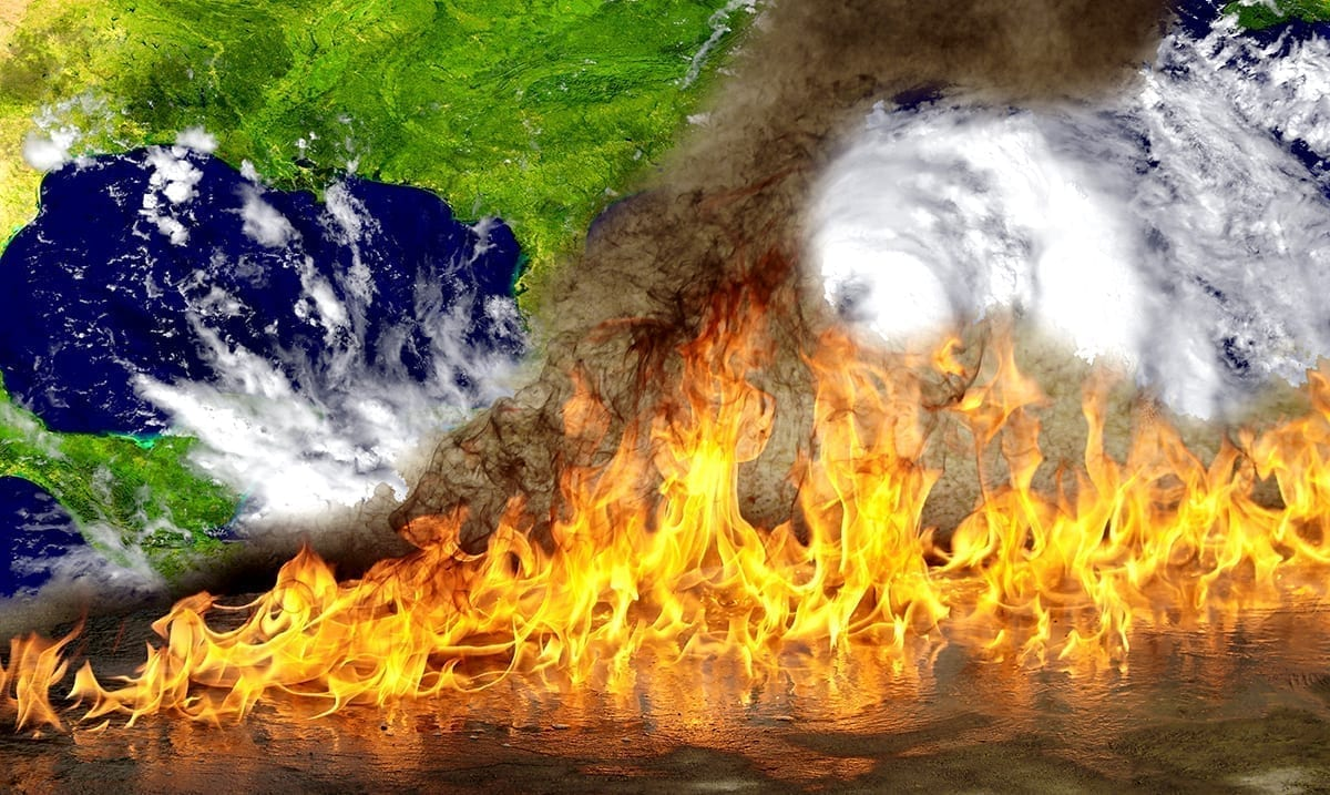 CDC Issues Carbon Monoxide Warning As News Of 'Chemical Fire' Circulates In Wake Of Hurricane Laura