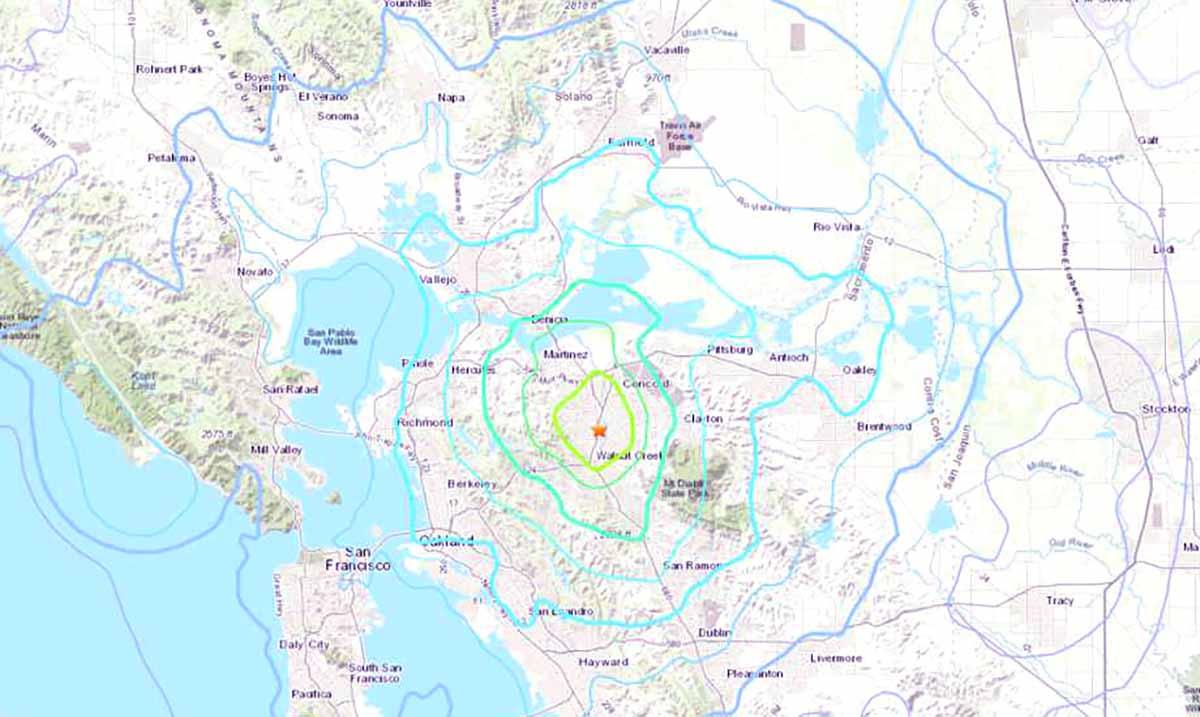 4.5 Earthquake Rattles LA Centered Near Deadly 1987 Temblor