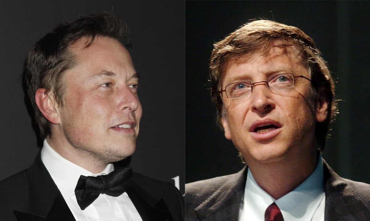 Elon Musk Shares His Thoughts On Bill Gates