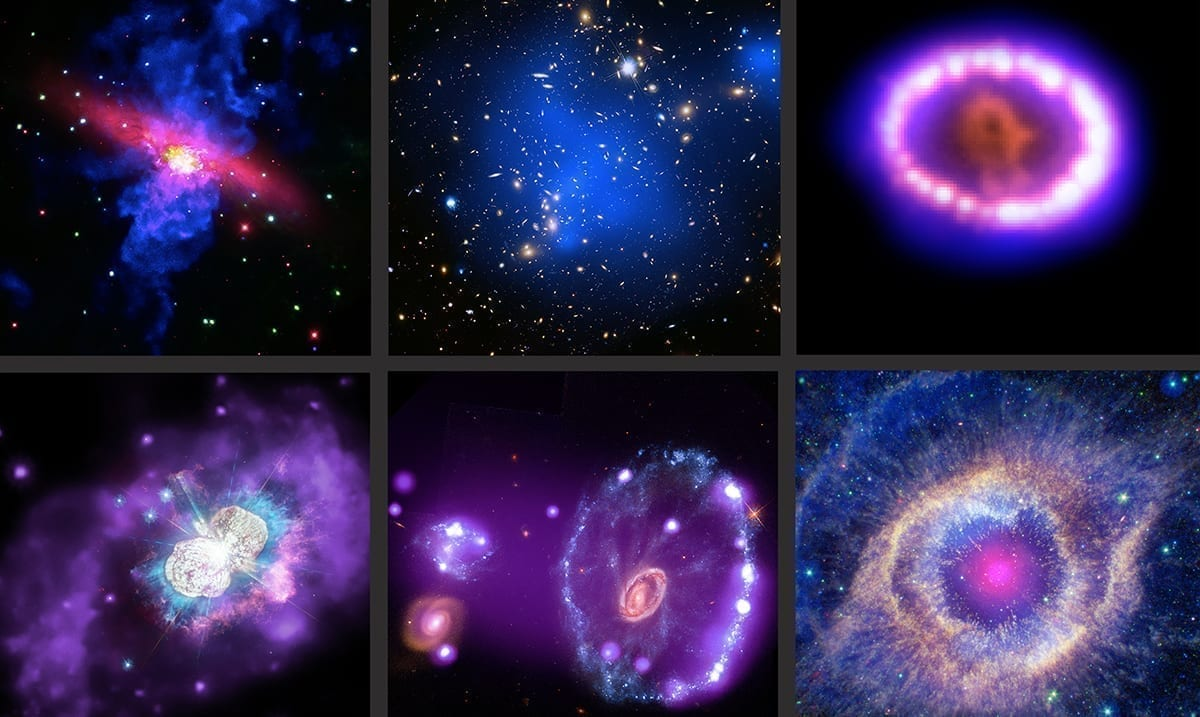 NASA Releases Mesmerizing Photos Of 'Cosmic Delights'