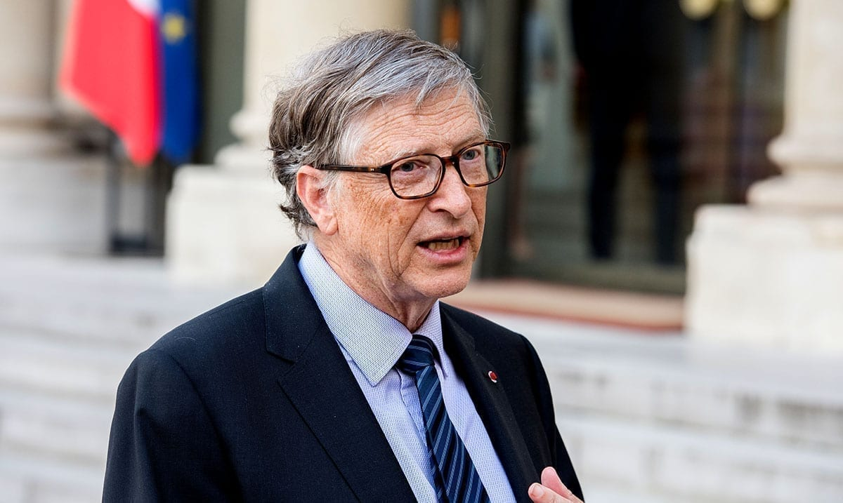 Bill Gates Gives Predicted Date For The 'End' Of This Pandemic