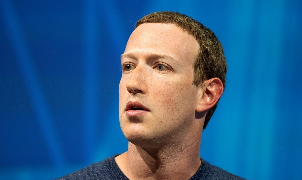 Mark Zuckerberg Says He Hope Facebook Doesn't Destroy Society