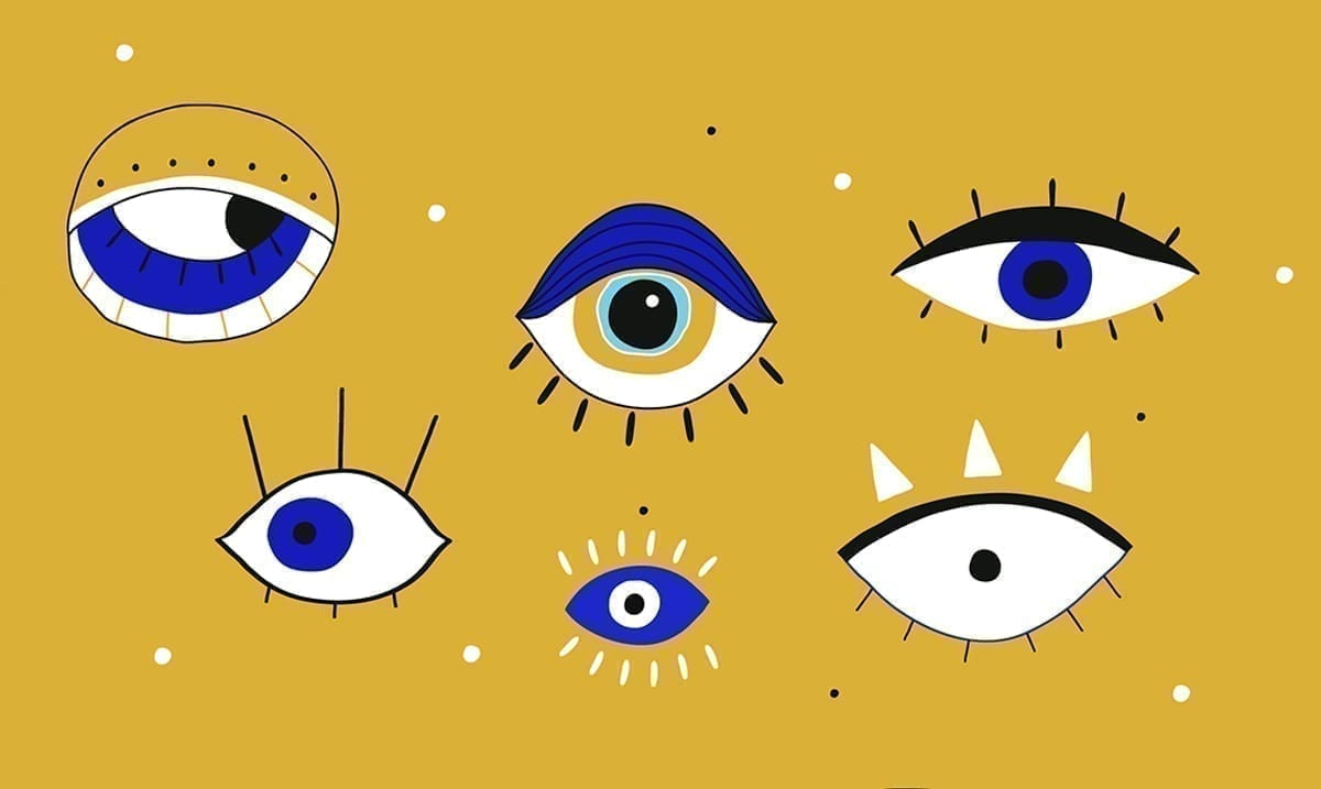 Choose An Eye To Reveal What It Says About Your Hidden Personality