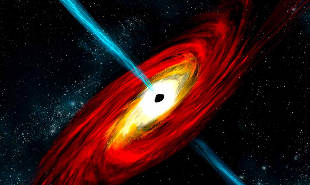 Research Suggests 'Stupendously Large' Black Holes May Grow To Truly Frightening Sizes