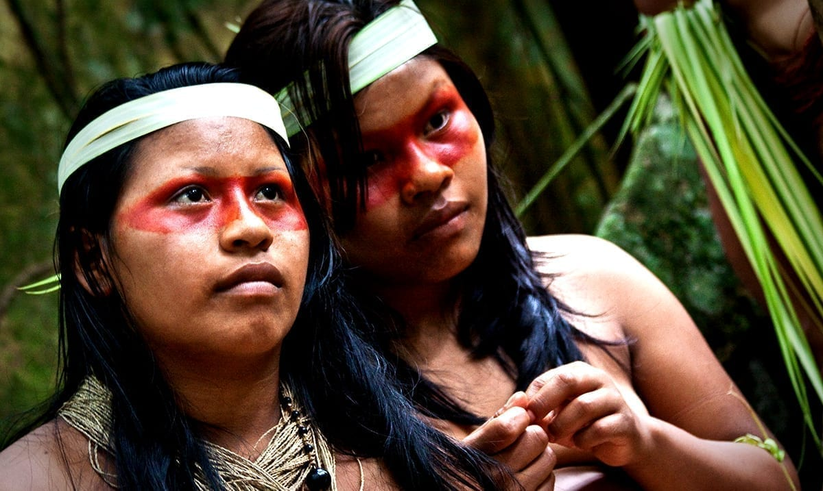 Amazon Tribe Wins Lawsuit Saving Their Part Of The Rainforest Against Big Oil