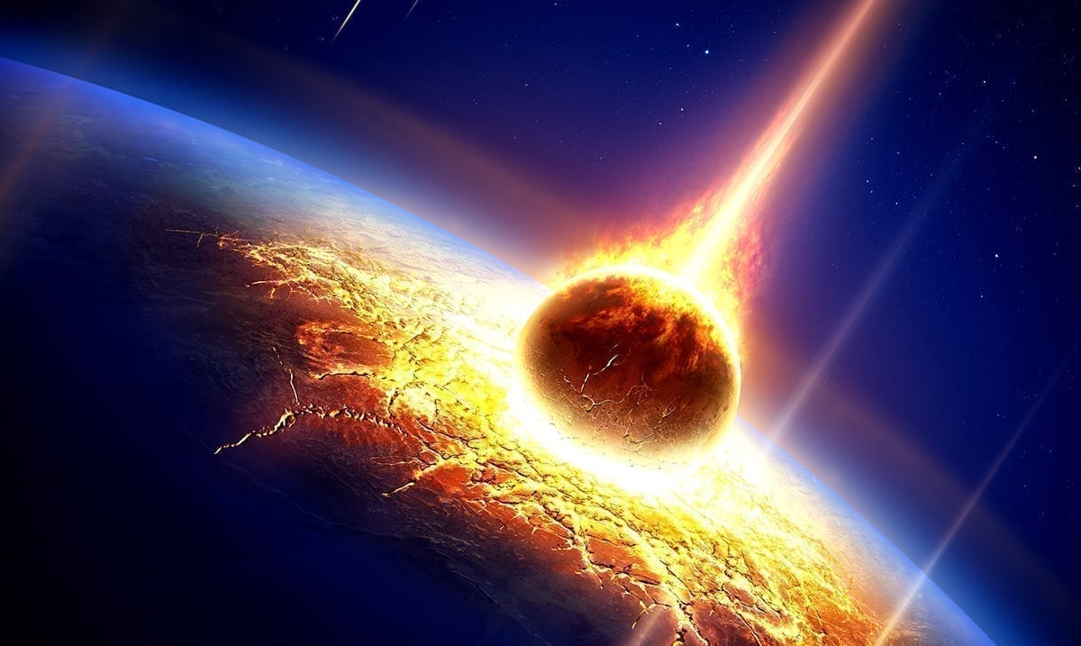 Massive Asteroid Could Potentially Make Impact On Earth In 2068