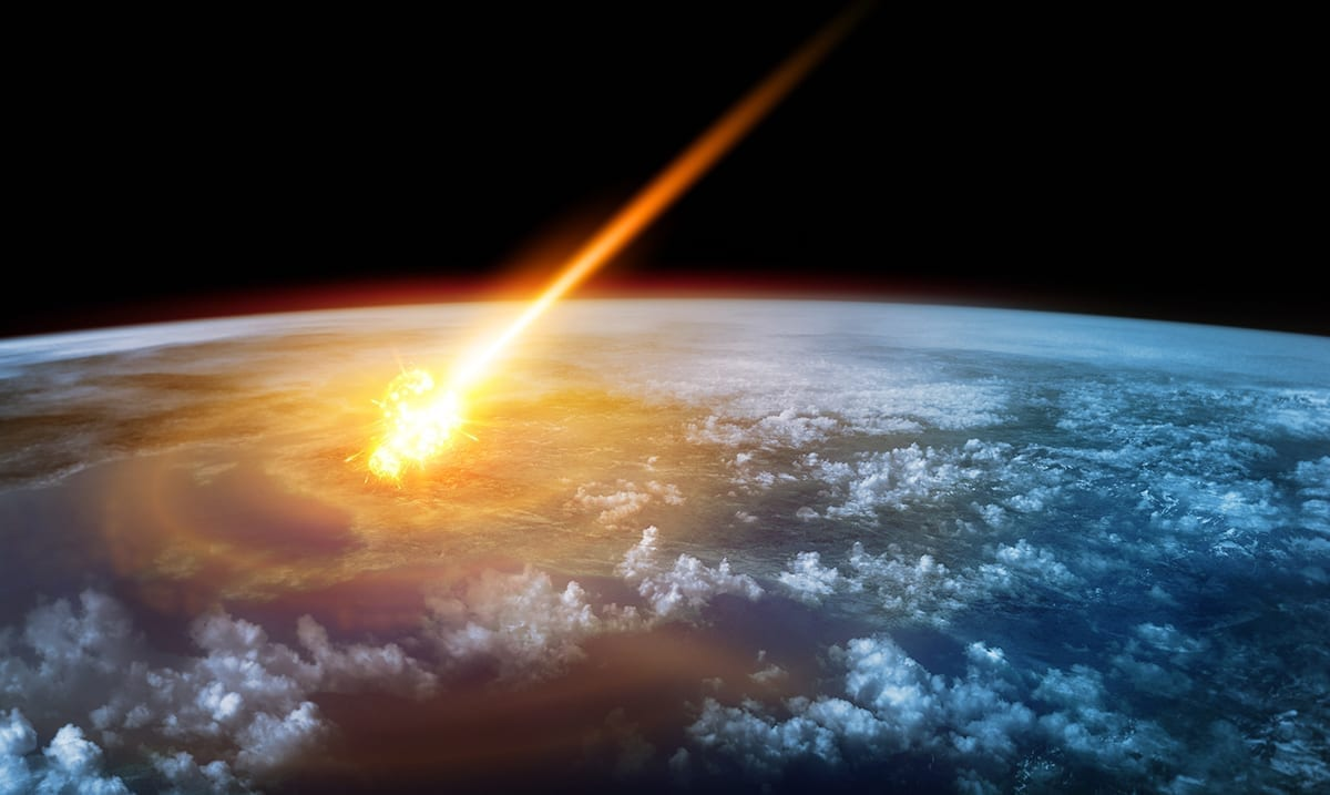 'Fireball' That Fell To Earth In 2018 May Hold 'Extraterrestrial Organic Compounds'