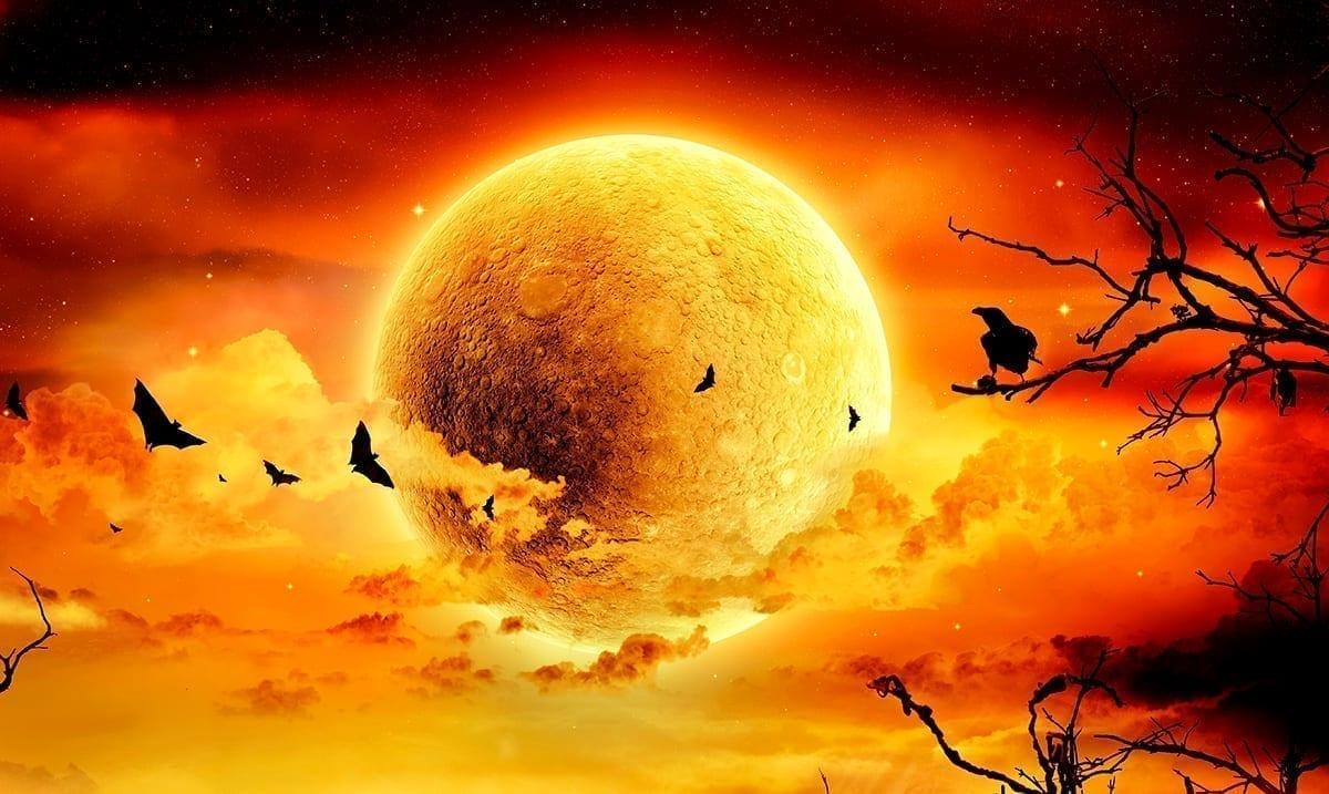 Halloween's Blue Moon Will Have Us All On Edge – What You Should Prepare For Based On Your Zodiac Sign