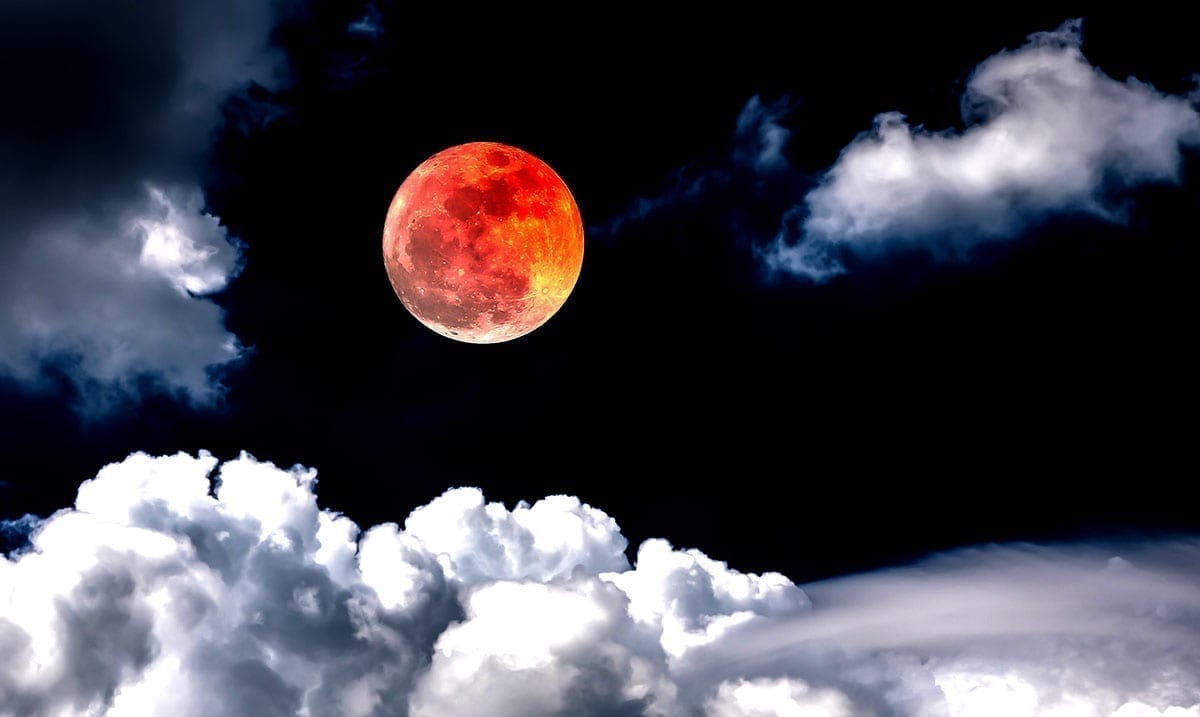 Look Up! For The Coming Penumbral Lunar Eclipse