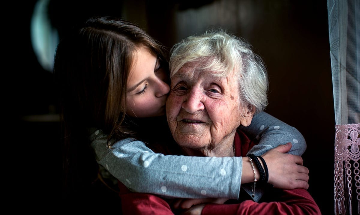 The Incredible Impact Of Raising Your Children Around Their Grandparents