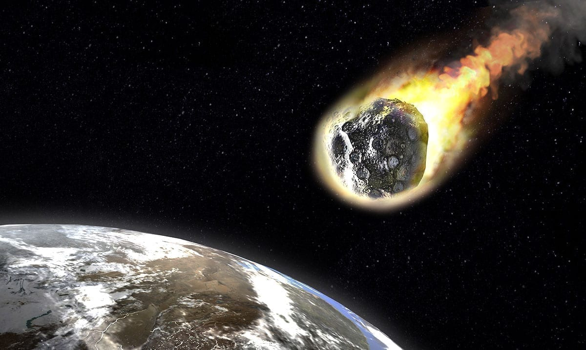 Over 500m Wide Asteroid Set To Race Past Our Planet Considered Potentially Hazardous