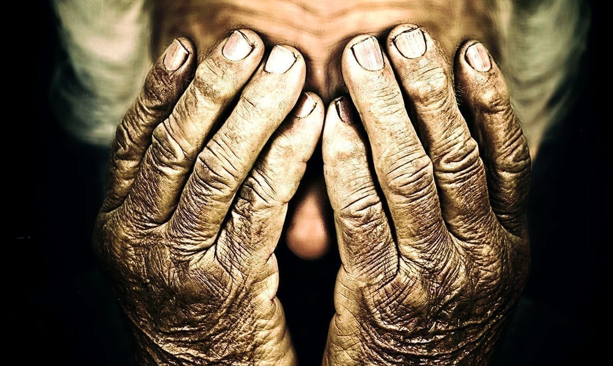 Pandemics Forgotten Victims – Elderly Dying From Isolation Due To Isolation
