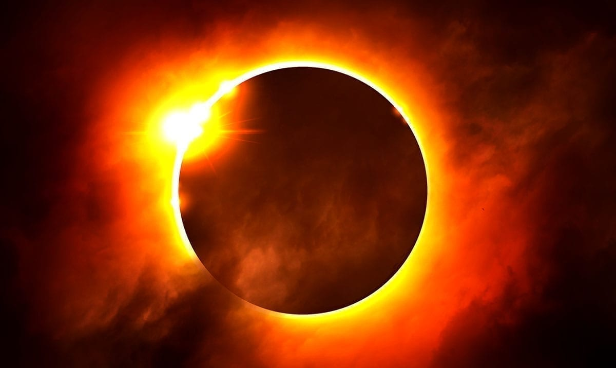 December's New Moon/Total Solar Eclipse Energies Are Going To Be Overwhelming