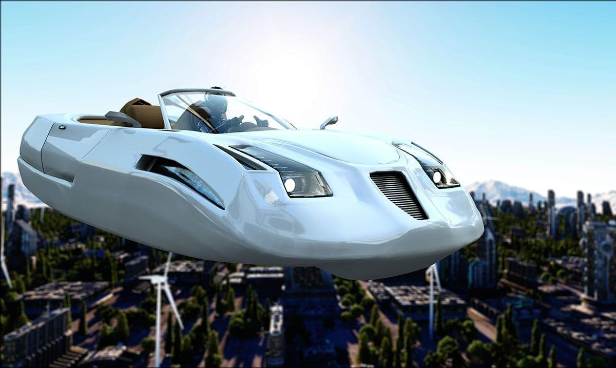 Flying Car Has Successful Maiden Flight (Video)