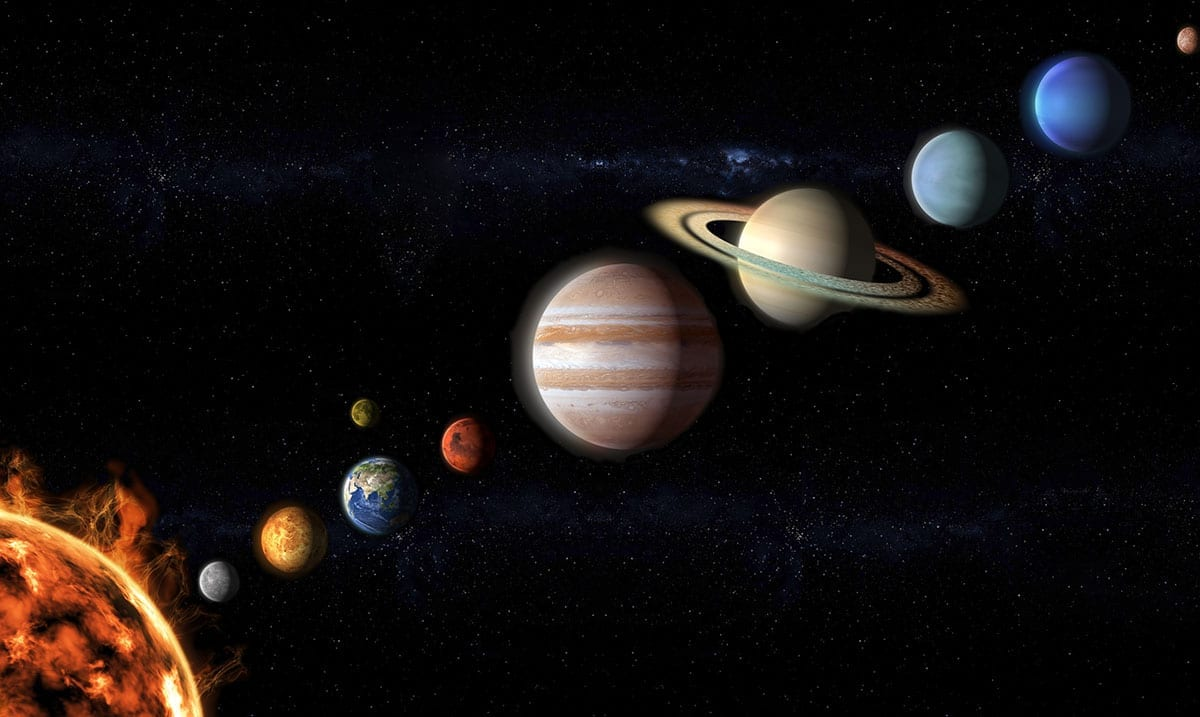 We Are About To Witness A Rare Planetary Alignment Not Seen In 800 Years