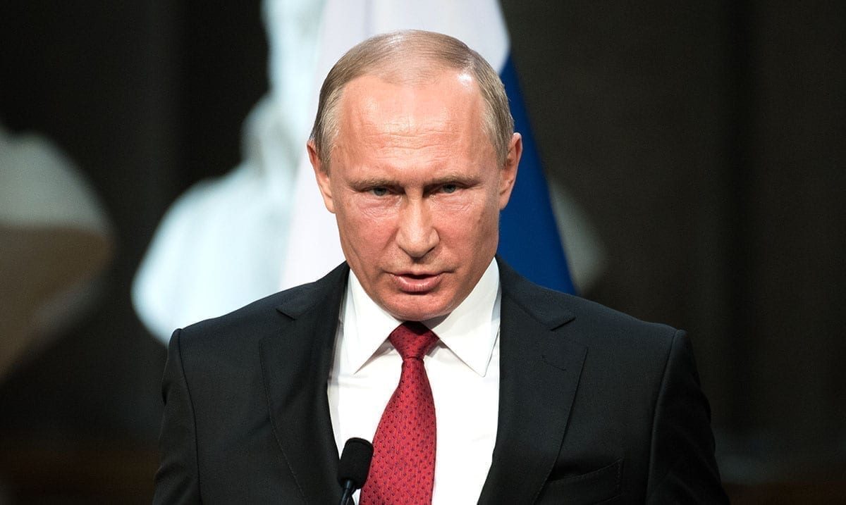 Putin Could Step Down As Russian President With Health Concerns Coming Forth