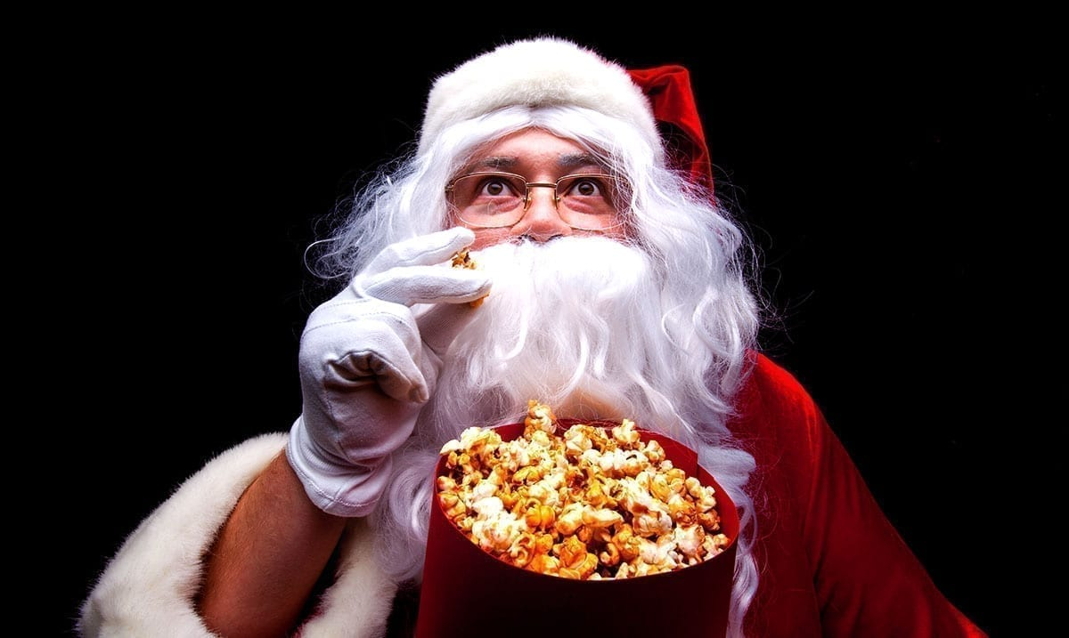 Getting Paid $2,500 To Watch 25 Holiday Movies In 25 Days