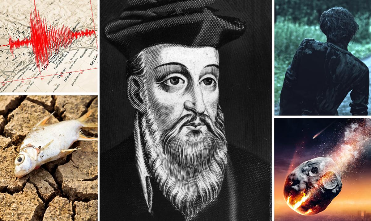 Nostradamus Predictions 2021: Famine, Earthquakes and Apocalypse
