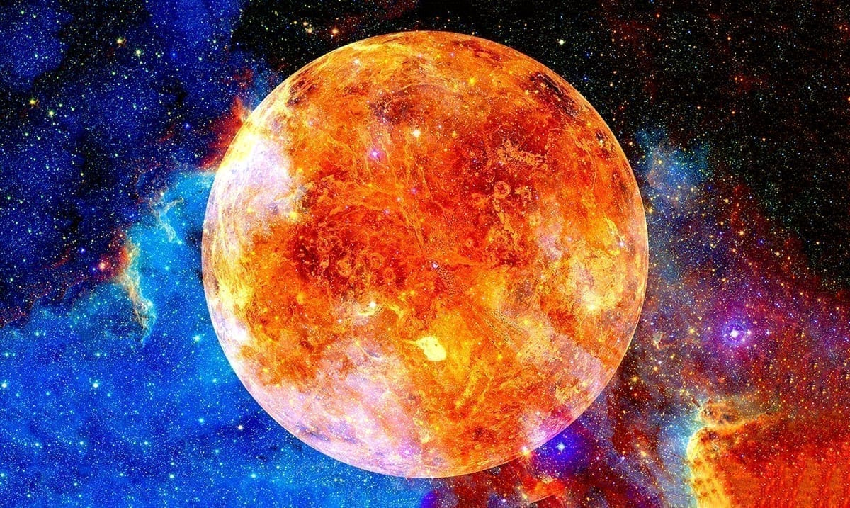Venus Conjunct – Isolation, Sadness And Deprivation