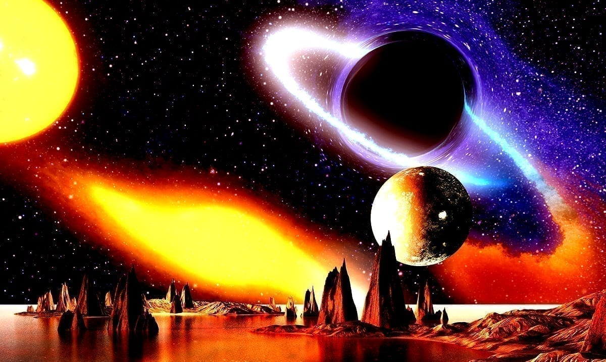 Scientists Have Spotted 6 Alien Worlds Orbiting A Star In Strange, Precise Harmony