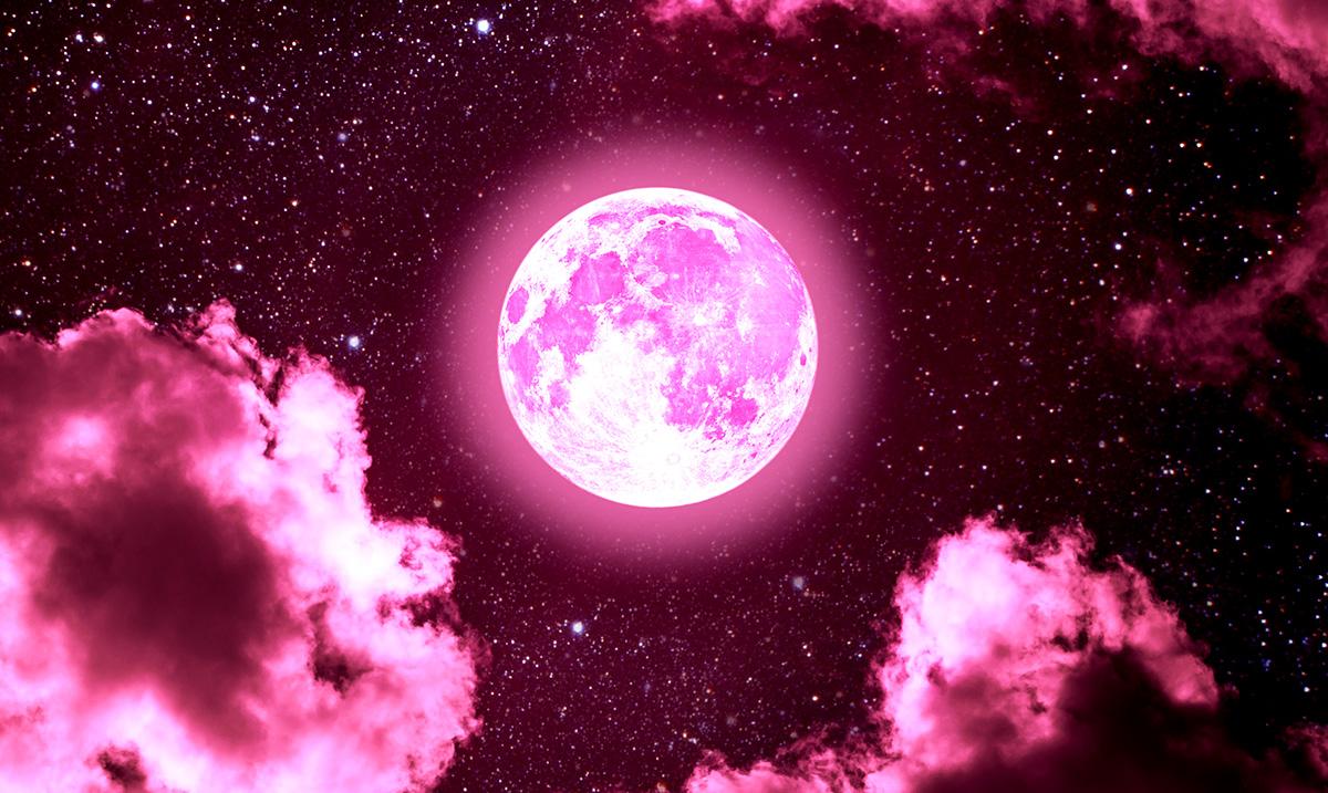 February Full Moon In Virgo – It's Time To Let Go!
