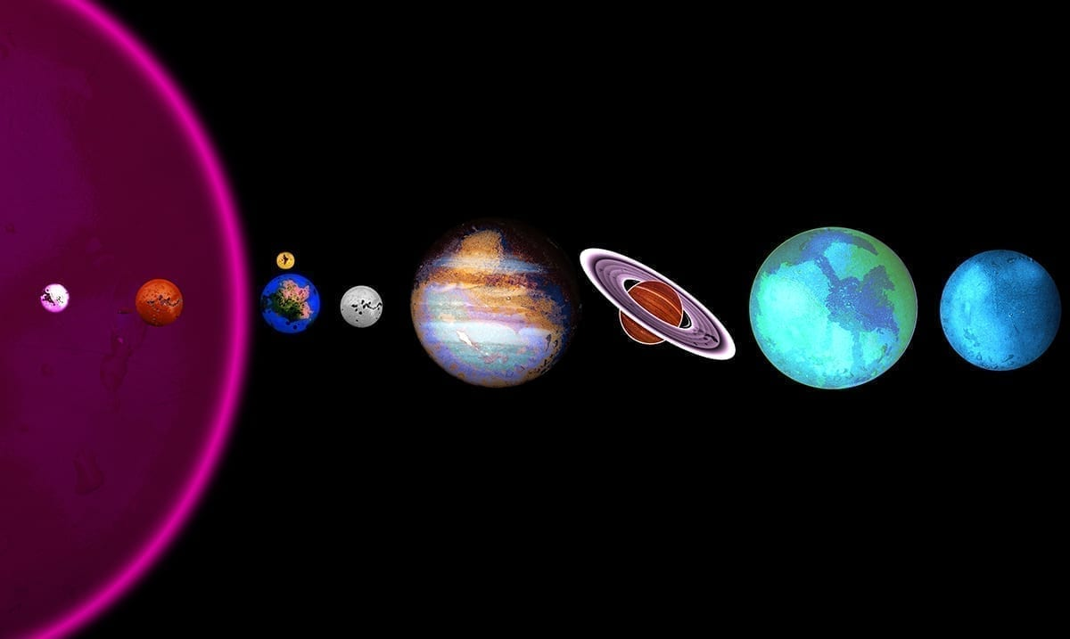 Four Planets In Aquarius And An Aquarius New Moon – Hectic Energies All Around
