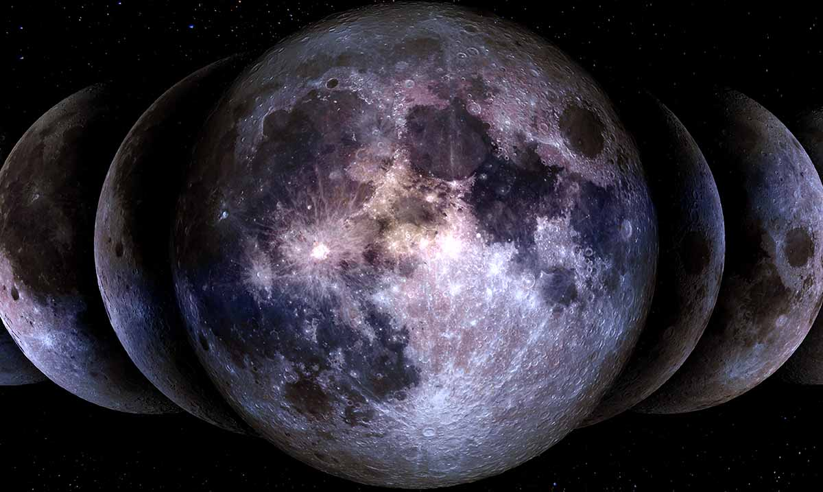 The Energies Of The New And Full Moon
