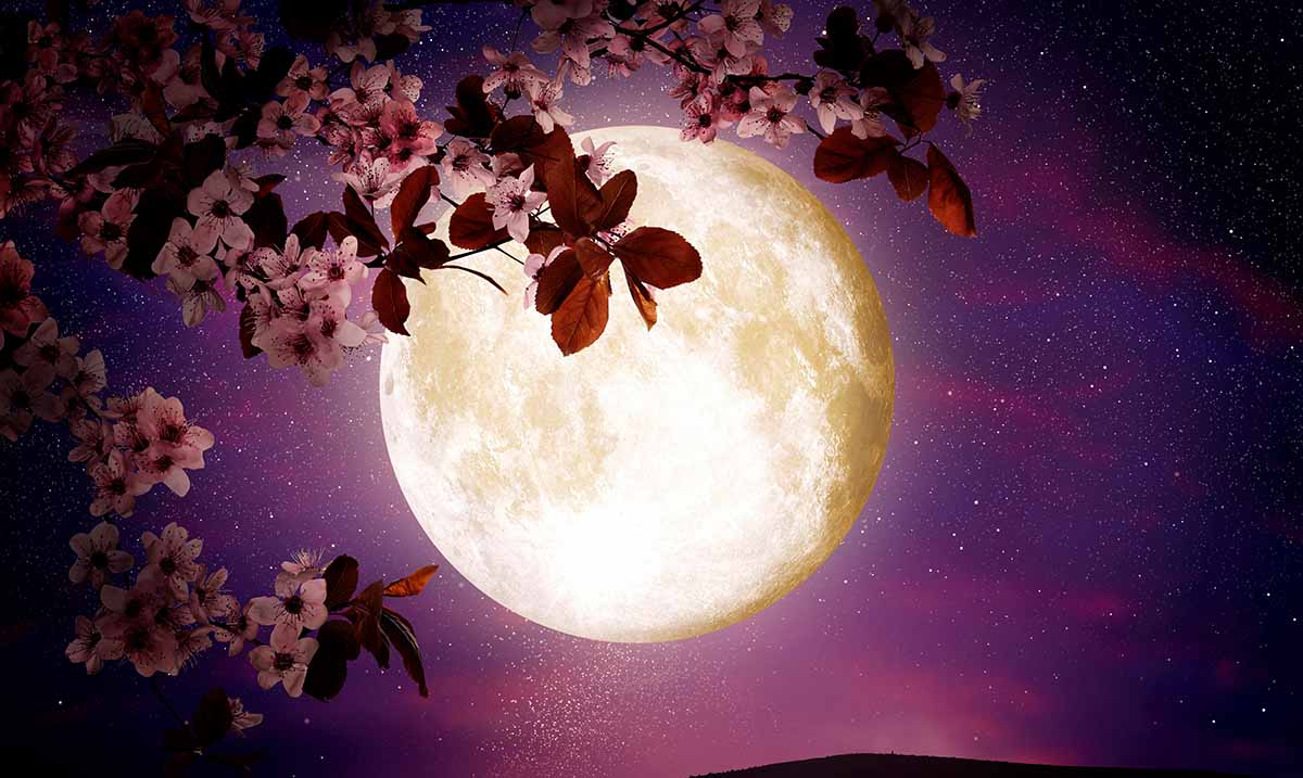 The Effect The First Full Moon Of Spring Will Have On You According To Your Zodiac Sign
