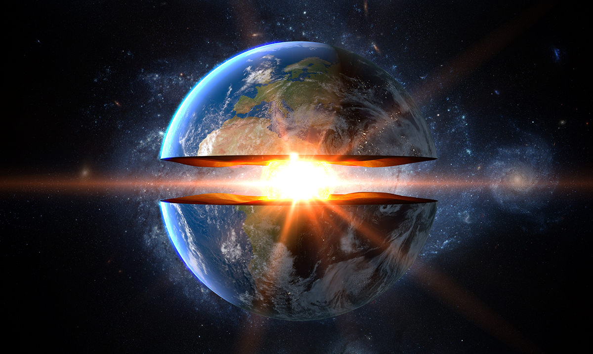 Researchers Detect Structure Hidden Deep Within Earth's Core