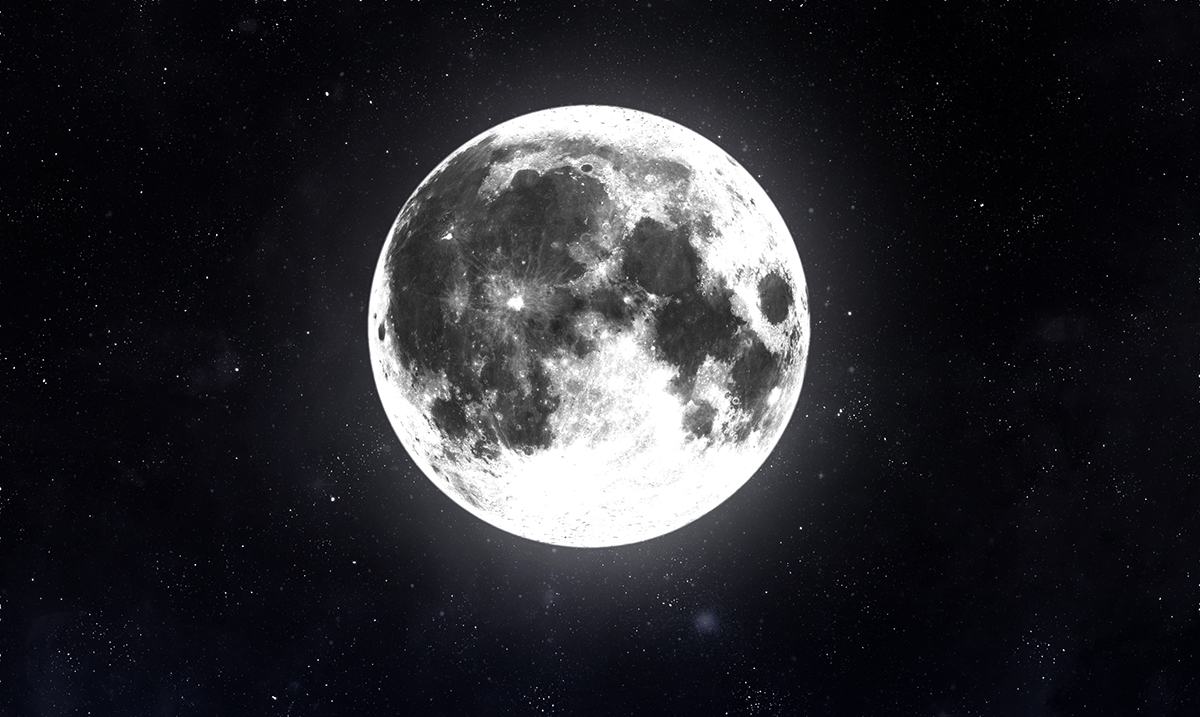 April Super Pink Moon In Scorpio – A Time Of Rebirth And Reflection