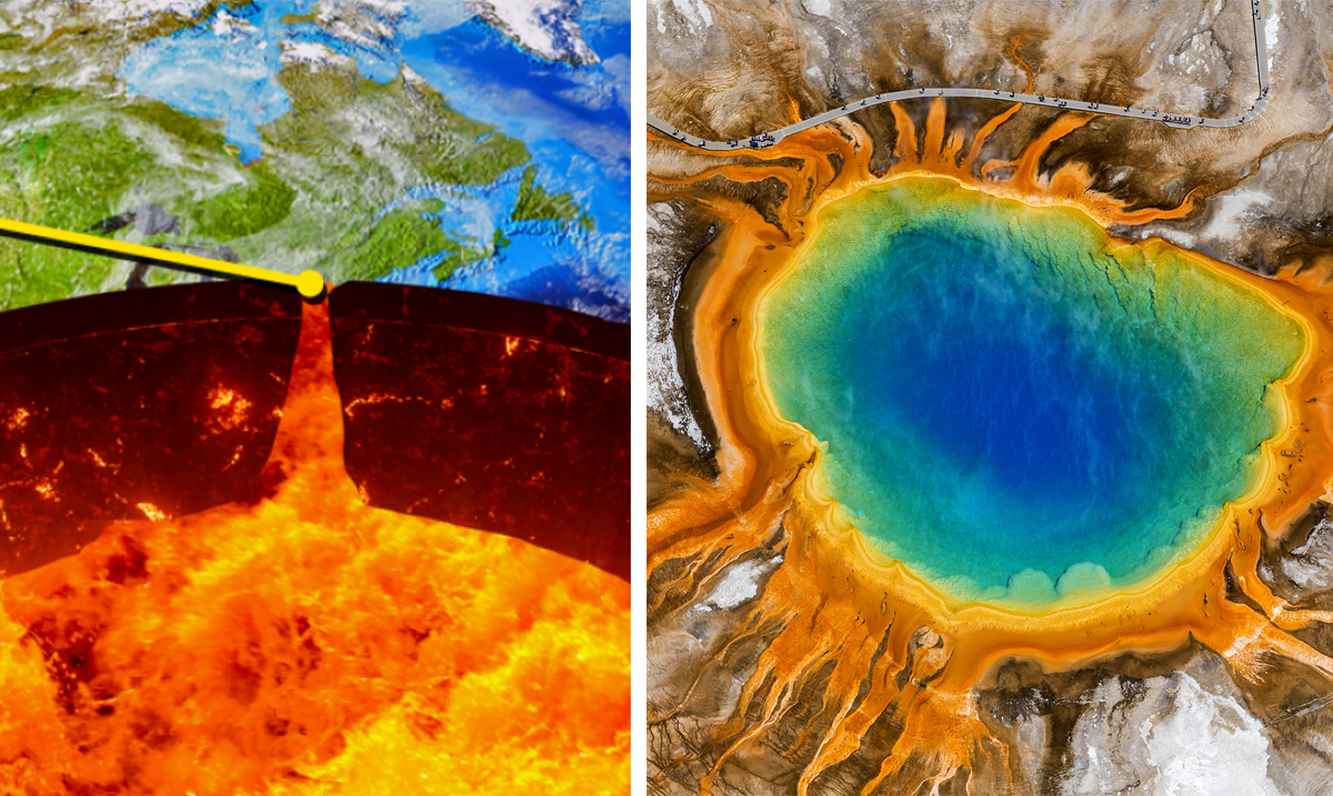 Why Yellowstone Is One Of The Most Monitored Volcanoes In The World