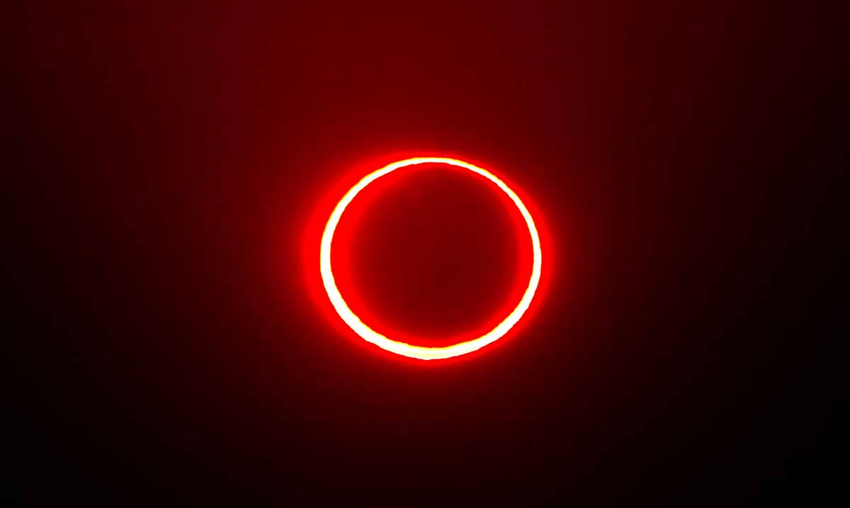 How To Watch June's 'Ring Of Fire' Eclipse
