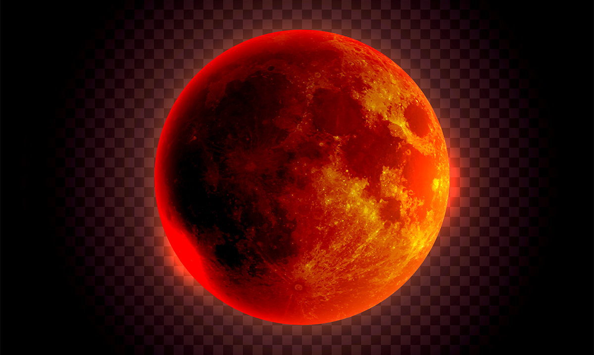 A Super Blood Moon To Appear In The Sky After Two Years