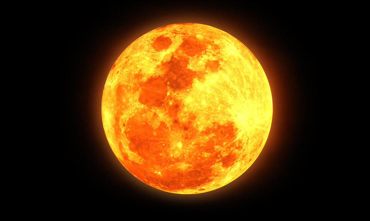 The First Full Moon Of Summer Is Coming In Strong To Change Things Up – Get Ready!