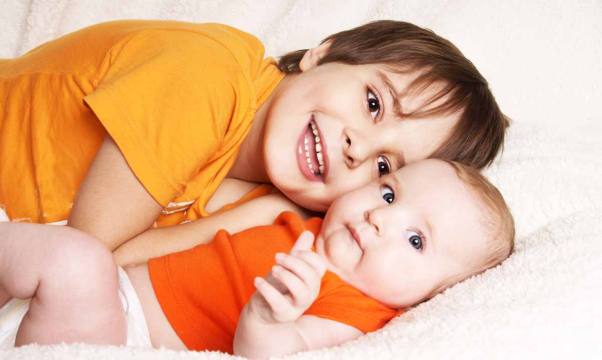 Studies Show First-Born Children Are More Intelligent Than Their Siblings