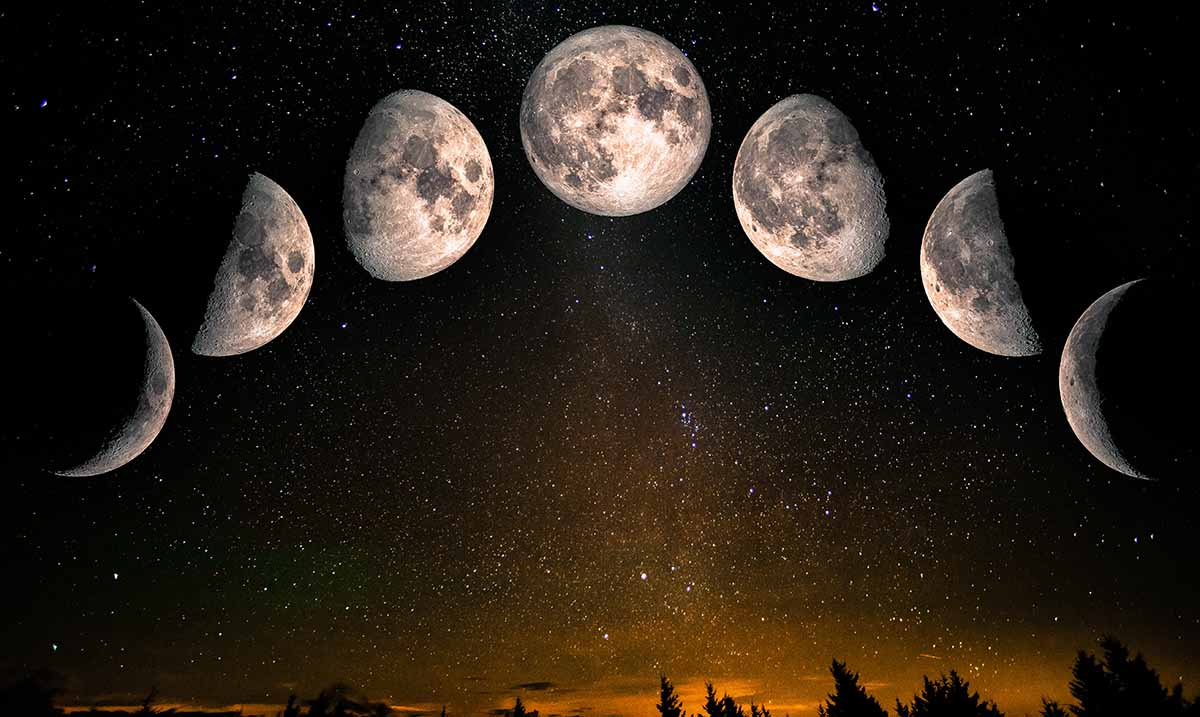 What The Moon Phase You Were Born In Says About Your Personality