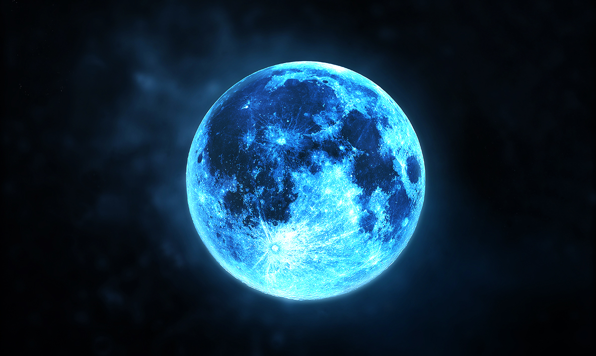 The Upcoming Blue Moon Will Have A Serious Impact On Your Love Life