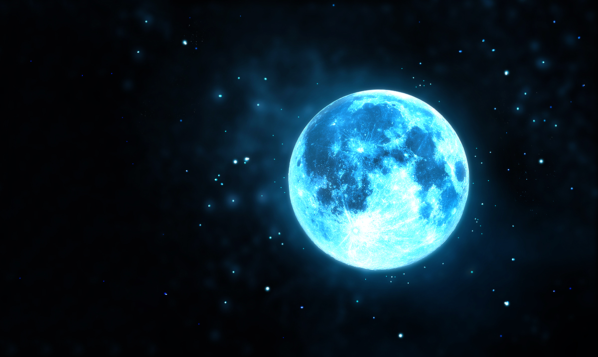 The 5 Zodiac Signs Who Will Be Most Affected By Coming Blue Moon
