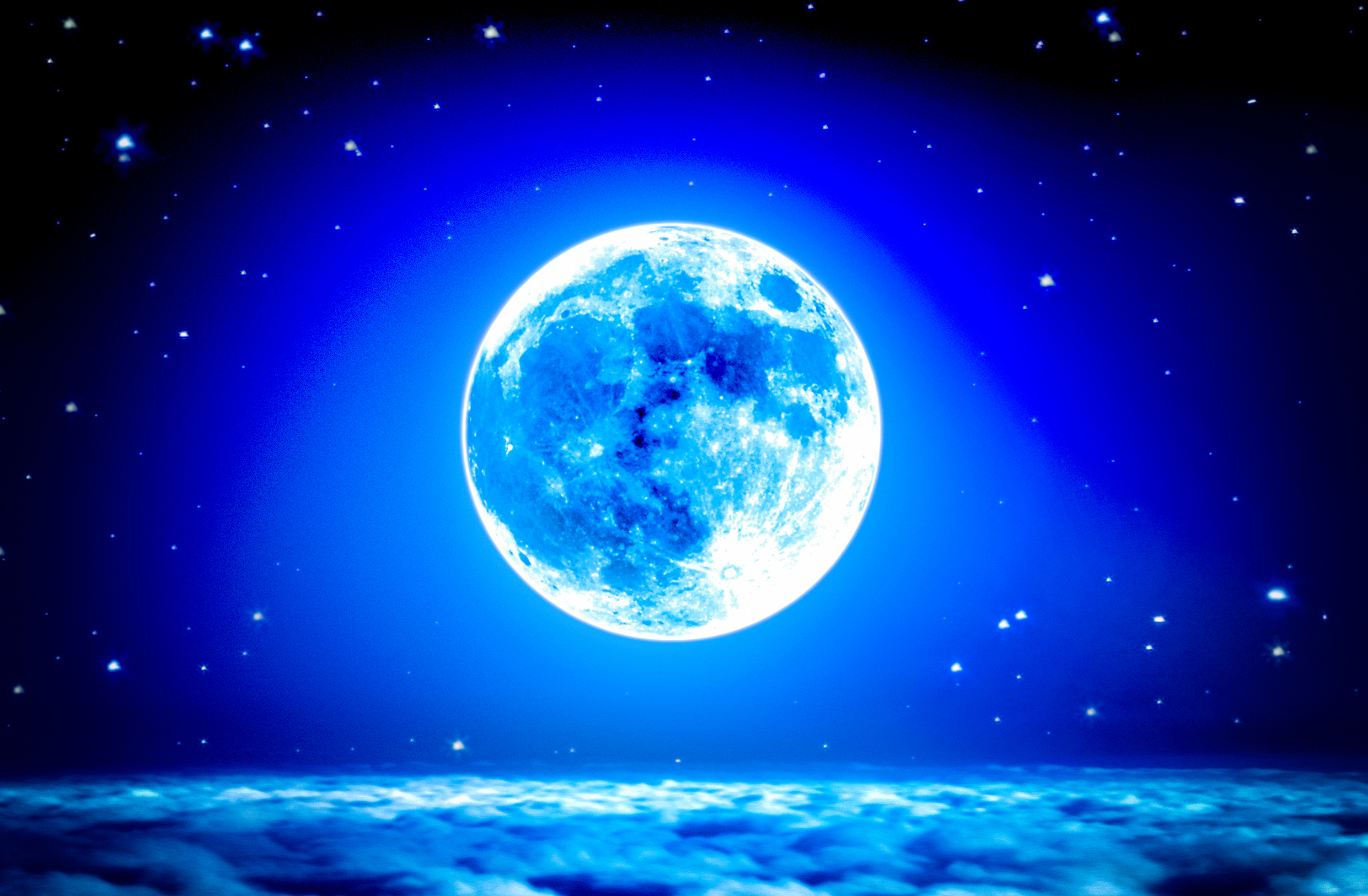 The August Full Moon in Aquarius Is Going to Bring Us Together Like Never Before