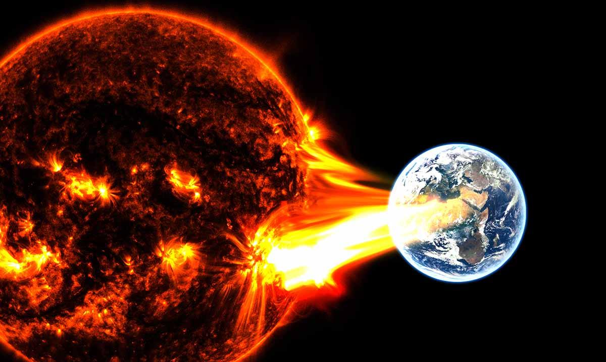 Major Solar Storm Could Cause 'Internet Apocalypse'