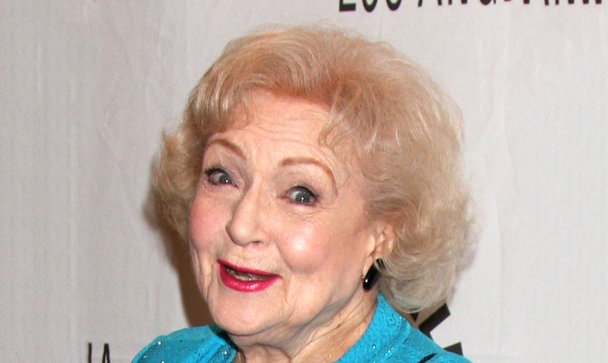 Betty White's 5 Secrets For Living To 99