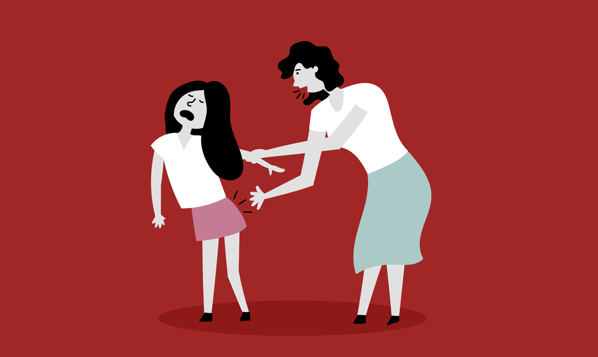 9 Signs You Are A Toxic Parent