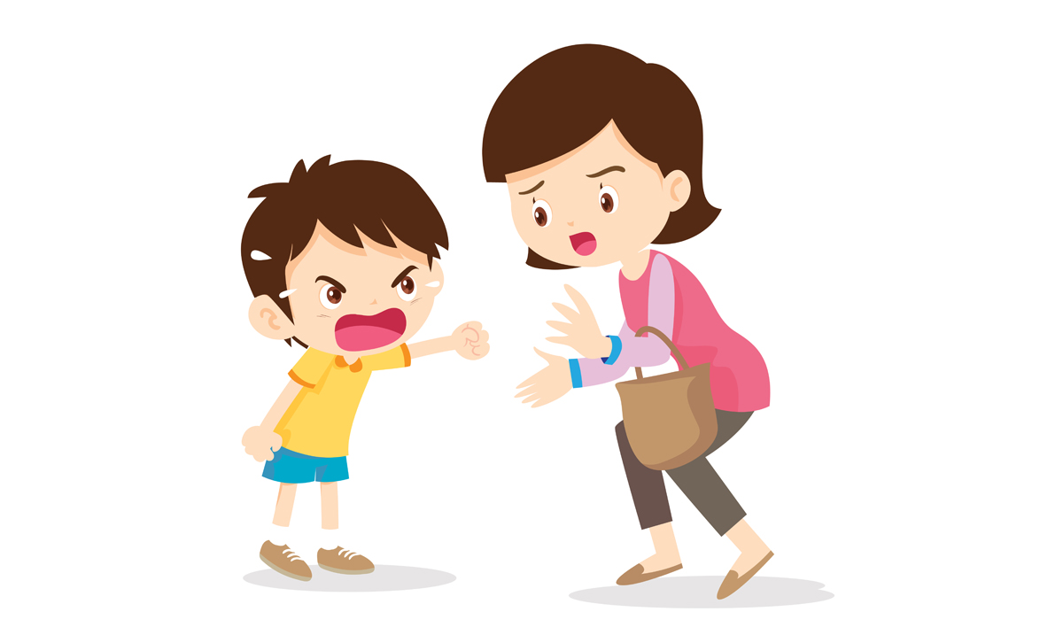 The Parent Your Child Feels Safest With Gets Treated The Worst